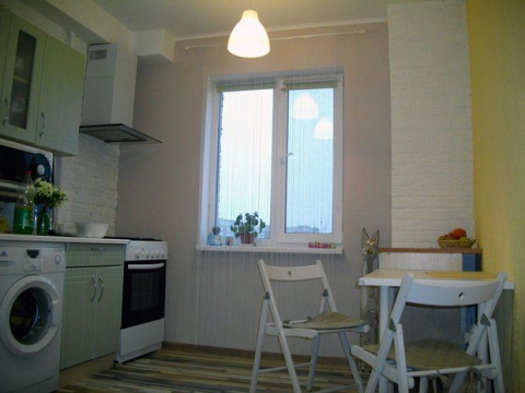 Ремонт на кухне 10 кв м. всего за $550!
