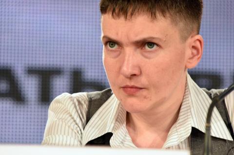 Савченко заявила, что украин…