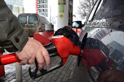 Средняя цена литра бензина А…
