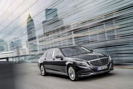 Жизнь становится лучше - растут продажи роскошных автомобилей