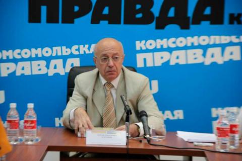 Сергей Кургинян, политолог: Директор рыбокомбината - сигнал серьезнее, чем Собчак