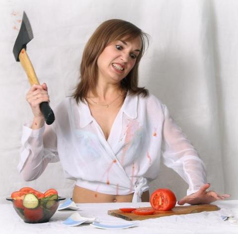 Горе-хозяйка: самые распространенные ошибки на кухне