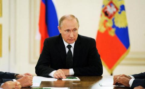 Экстренное совещание Путина …
