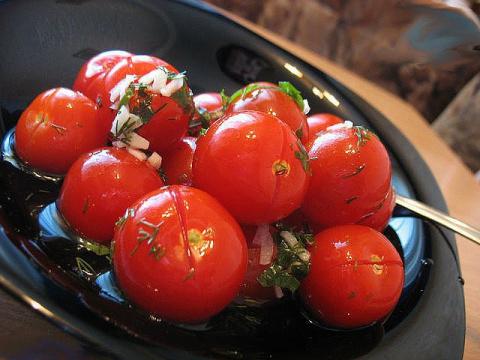 Малосольные помидоры. Вкусно и быстро