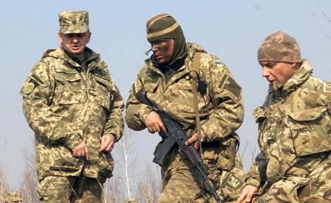 """Донбасс накрывают """"зелёными …"""