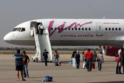 «ВИМ-Авиа» объявила о полном прекращении чартерных рейсов «на вывоз»