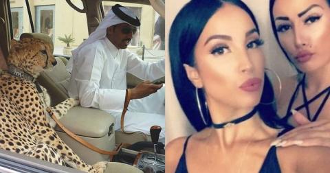 10 темных секретов богатых и знатных жителей Дубая