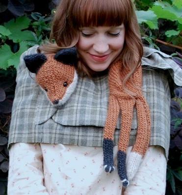 Необычные шарфы (продолжение)