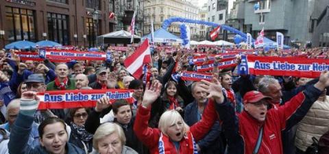 Австрия: что-то пошло не так