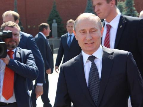 В Ульяновске Путину показали…