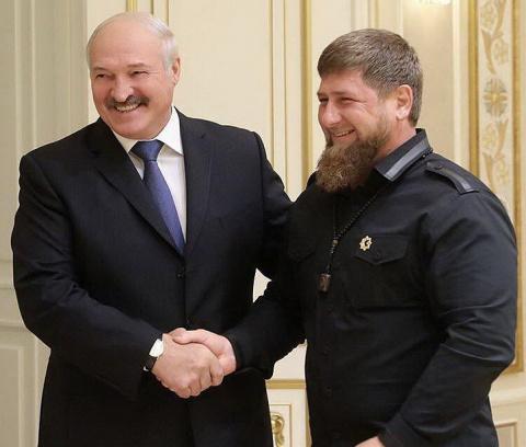 Лукашенко пожаловался Кадырову на российских бизнесменов
