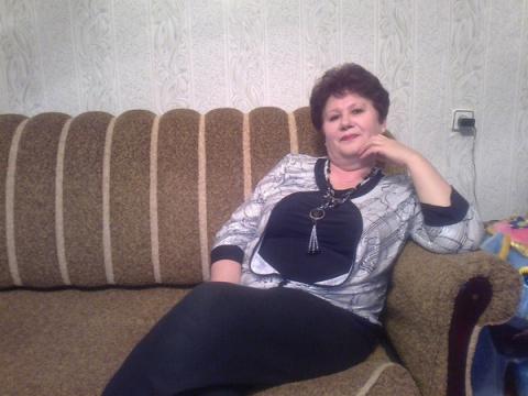Галина Олейникова