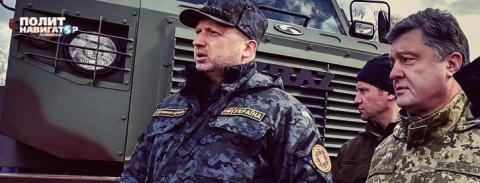 Порошенко и Турчинову показали новый украинский сверхбыстрый миномет