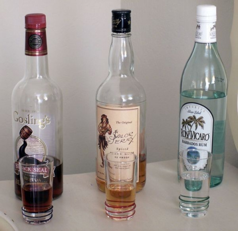 Рейтинг алкоголя по степени …