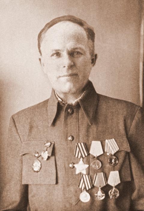 Мой дед - солдат Второй Мировой