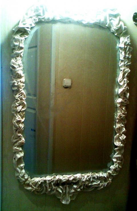 Рамы для зеркал по пенсионному