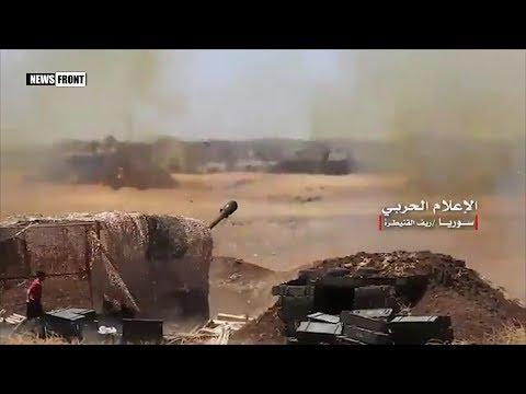 Сирия: бои в городе Аль-Баас