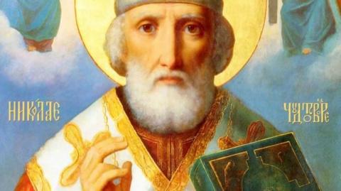 Пять чудес святителя Николая…