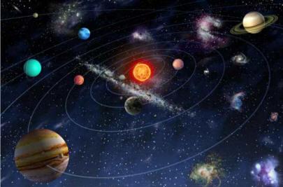 Человеческая цивилизация в далеком прошлом заселяла всю Солнечную систему