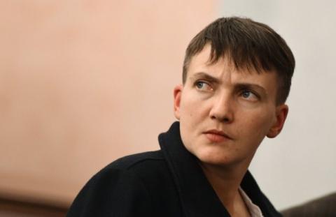 Савченко: Украина окончатель…