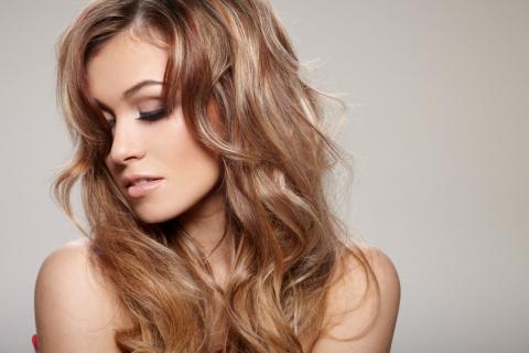 Как накрутить волосы без пло…