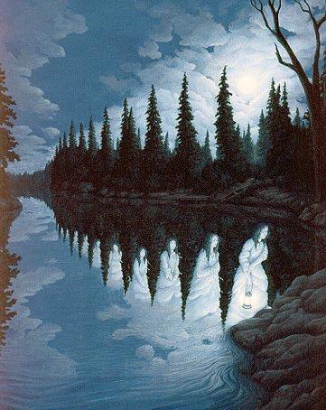 Ladies Lake
