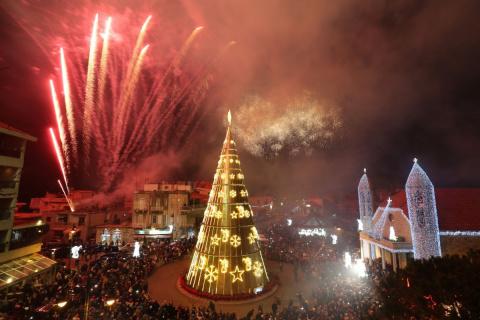 Рождество в разных странах
