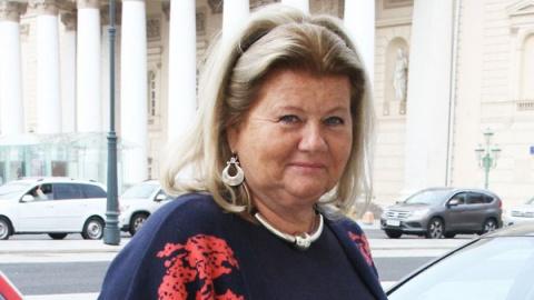 Ирина Муравьева и Борис Клюе…