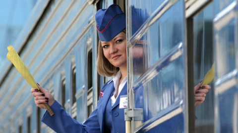 СМИ: С 1 июля Украина запретит пассажирские поезда в Россию