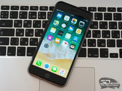 ФАС не усмотрела нарушения в одинаковых ценах на iPhone 8