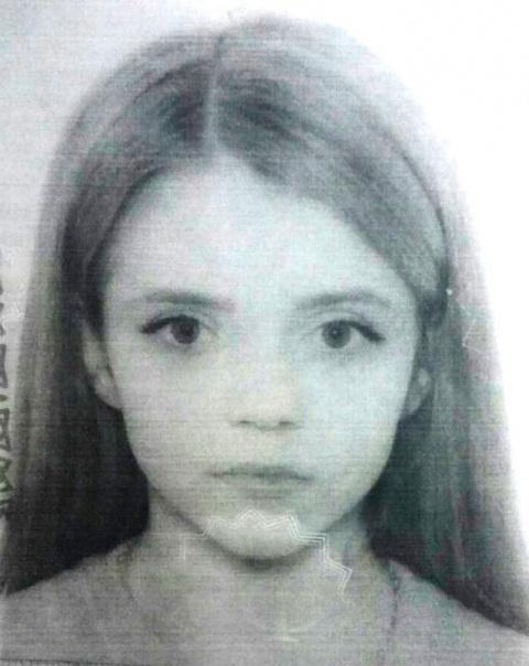 Полиция разыскивает невероятно красивую девочку