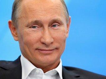 Путин рассказал анекдот про …