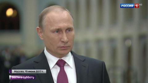 Путин рассказал то, чего о н…