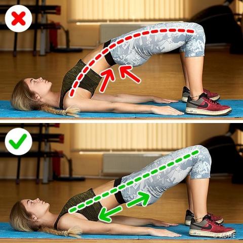 15 ошибок в упражнениях, из-…