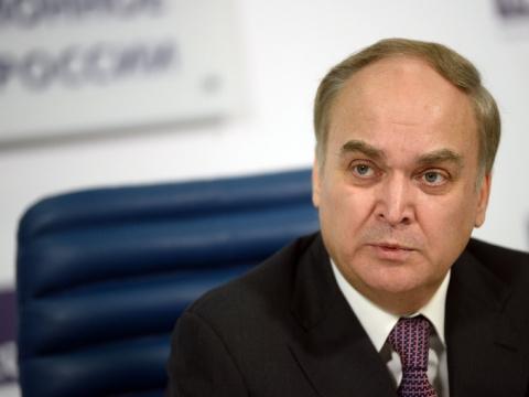 Антонов иХасман обсудили улучшение российско-американских отношений