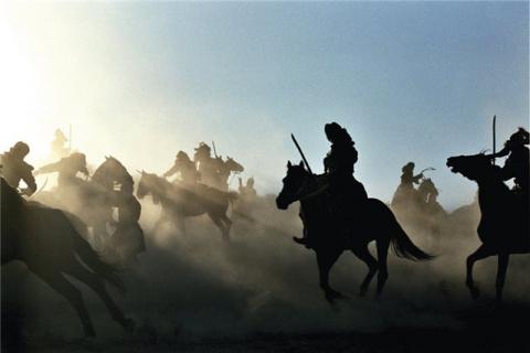 Александр Бушков Призрак Золотой орды - 6часть