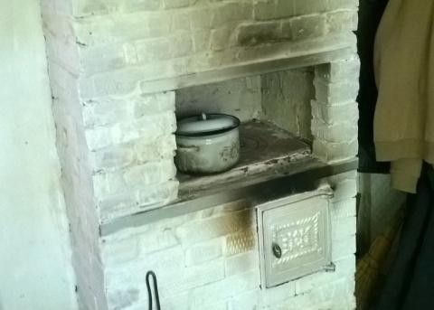 Печь на даче своими руками