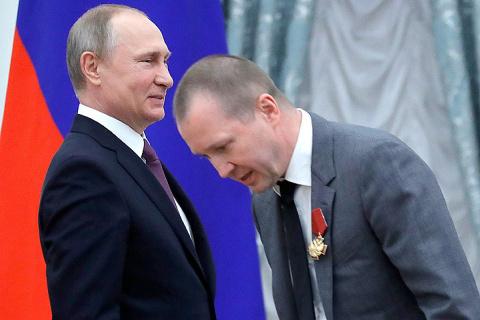 Григорович дал в Кремле бале…