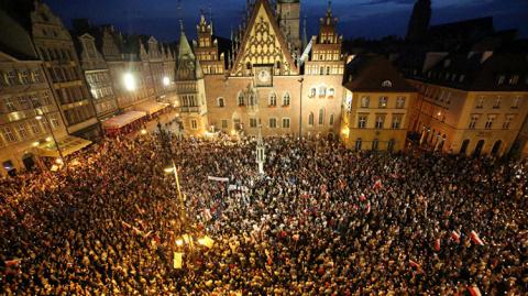 Будет ли Майдан в Польше и ч…