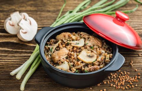 Рецепты вкусной гречневой каши