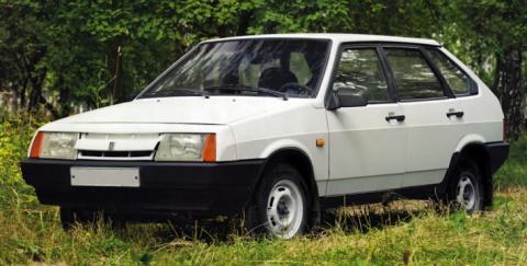 Лихие 90-е, как купить машин…