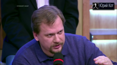 «Я – русский украинец и наведу порядок в своем доме»: Юрий Кот призвал народ освободиться от внешнего управления