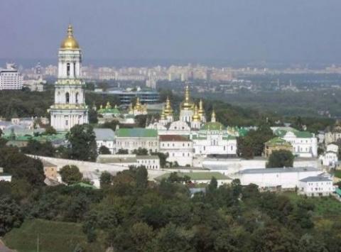 Радостная весть в безрадостном Киеве
