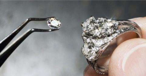 Вот почему алмазы такие доро…