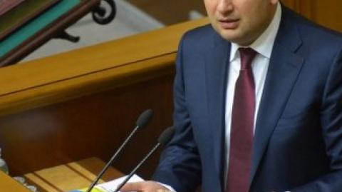 Гройсман заявил, что Крым и Донбасс больше не Украина