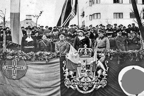 Как румыны напали на СССР в …
