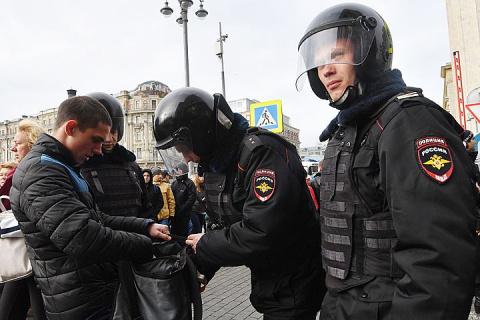 263 нарушителя порядка в Москве вычислила система видеонаблюдения