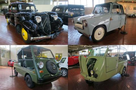 Lane Motor Museum - музей ев…