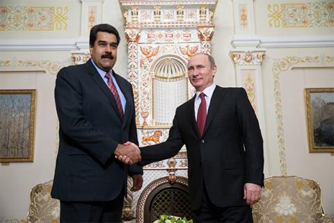 Путин удивил президента Венесуэлы