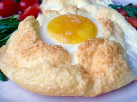 Вкуснейшая облачная яичница